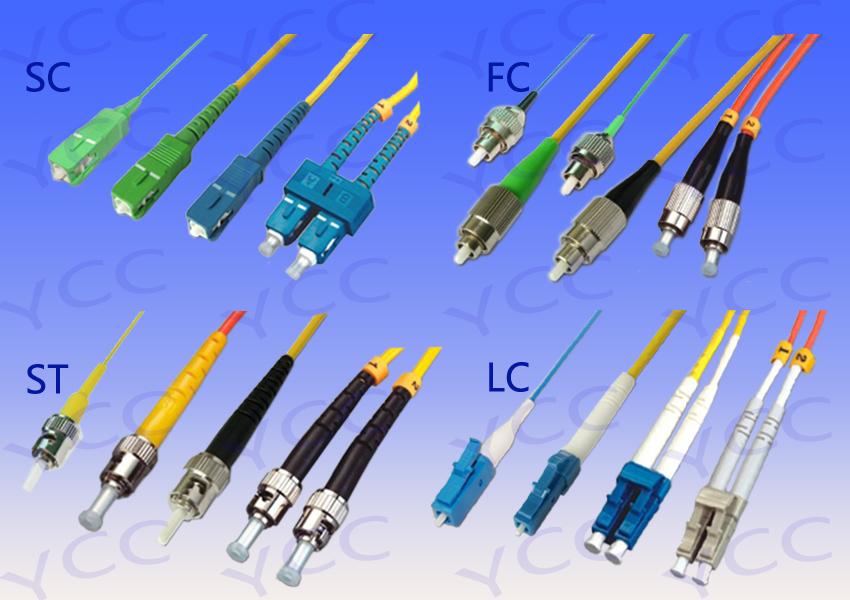 常见光纤接头以及pc,apc和upc的区别